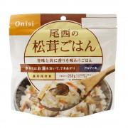 【セール実施中】アルファ米 松茸ごはん 260g