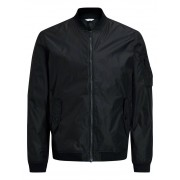 Jack & Jones Justin Bomber Jacket Black Herr