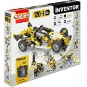 Конструктор Енджино Изобретател - Моторизиран комплект 120 в 1 - Engino, 150020