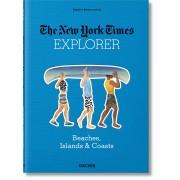 Reisgids - Fotoboek The New York Times Explorer Beaches, Islands & Coasts   Taschen