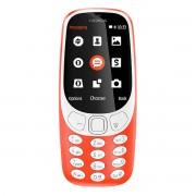 Nokia 3310 (2017) Rojo Dual SIM