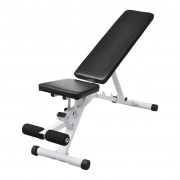 vidaXL Fitness Workout Utility Bench
