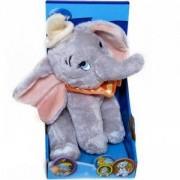Детска плюшена играчка Слонче Дъмбо, 25 см, Кутия, 054081