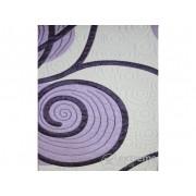 Rovitex Scarlett pokrivač za krevet/240x260 - 503 ljubičasti (03)