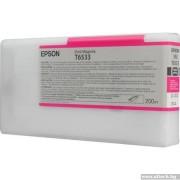 EPSON Vivid Magenta Inkjet Cartridge for Stylus Pro 4900 (C13T653300)
