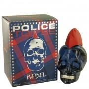 Police To Be Rebel by Police Colognes Eau De Toilette Spray 4.2 oz