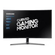 Samsung Pro Gaming Monitor Curvo 32'' Samsung Lc32hg70qquxen Wqhd 2k Hdr 144 Hz Hub Usb Refurbished Hdmi
