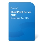 Microsoft SharePoint Server 2016 Enterprise User CAL, 76N-03787 електронен сертификат