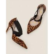 Boden Leopard Arabella Pumps Damen Boden, 41, Brown