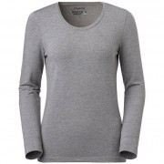 Ekologisk Långärmad T-shirt Stretch Dam