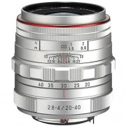 Pentax 20-40mm F/2.8-4 HD DA ED DC WR Limited - ARGENTO - 2 Anni Di Garanzia
