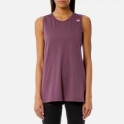 Reebok Women's CrossFit Muscle Tank Top - Washed Plum - M - Purple