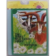 The Three Billy Goats Gruff Book & CD 'With CD', Paperback/Houghton Mifflin Company