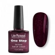 Oja semipermanenta OneStep Lila Rossa Professional 7.3ml OLROS056