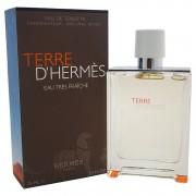 Hermès - terre d'hermes eau tres fraiche - eau de toilette 75 ml