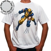 Camiseta Wolverine X-Men Attack