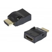 HDMI IR Receiver adapter with 3.5 mm IR Injection Input for HDMI Cables