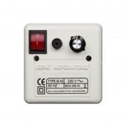 Gemi Elettronica Kit a doppio filo 1000 mt con apparecchio E/220 per recinto elettrico, recinti elettrici, recinti elettrificati