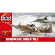 Kit aeromodele Airfix 02069 Avion Boulton Paul Defiant Mk.1 Scara 1 72