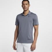 Nike Dri-FIT Victory Golf-Poloshirt in schmaler Passform für Herren - Schwarz