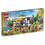 Lego city vacanza sul camper