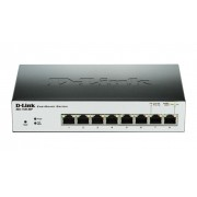 D-Link switch web upravljivi, DGS-1100-08P