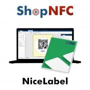 NiceLabel - Software para imprimir y codificar etiquetas NFC
