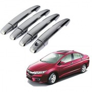 DLT -Chrome Plated Car Door Handle Cover for Maruti Suzuki Ciaz