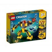 Set de constructie LEGO Creator Robot subacvatic
