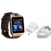 CUBA DZ09 Smart Watch Mobile Charger for SAMSUNG GALAXY CORE ADVANCE