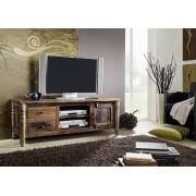 Bighome.cz Bighome - COLORES TV stolek lakované staré indické dřevo