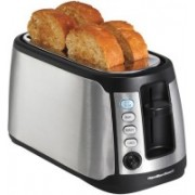 Hamilton Beach 5YNNBAPMBSPU 500 W Pop Up Toaster(Silver)