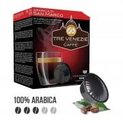 Caffè Tre Venezie 16 Capsule Arabica Compatibili Lavazza A Modo Mio