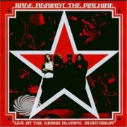 Video Delta Rage Against The Machine - Live At The Grand Olympic Auditoriu - CD