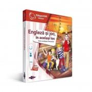 Raspundel Istetel carte engleza si joc in acelasi loc