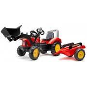 Traktor Supercharger Crveni (2020m)