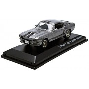 """GreenLight: Gone in 60 Secs. 1967 Ford Mustang """"Eleanor"""" 1:43 Scale (Grey)"""