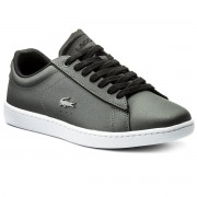 Сникърси LACOSTE - Carnaby Evo 118 7 Spw 7-35SPW00142B6 Dk Gry/Blk