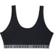 Under Armour Favorite Cotton Everyday Bra - reggiseno sportivo - Black