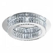 Plafoniera cristal Corliano 39015 Eglo, 20W LED, 500mm