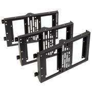 Adaptor Thermaltake Core P5 AIO Bracket, pentru montare cooler racire cu lichid si SSD/HDD - set 3 buc.