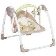 Бебешка електрическа люлка Sky, Moni, бежова, 356085