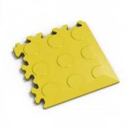 Fortemix Roh k dlažbě Fortelock Industry vzor penízky žlutá