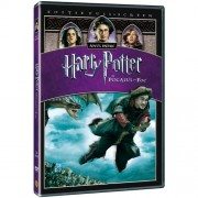 Harry Potter and the Goblet of Fire:Daniel Radcliffe, Emma Watson, Rupert Grint, Ralph Fiennes, Robert Pattinson - Harry Potter:Pocalul de foc (3DVD)