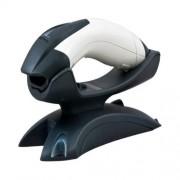 Cititor coduri de bare Honeywell Voyager 1202G, 1D, Bluetooth, cradle, alb