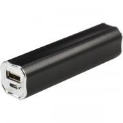 Portabelt batteri för laddning av smartphones ( Svart )