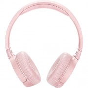 JBL TUNE 600BTNC Wireless On-Ear Headphones - Pink