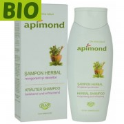 Sampon herbal revigorant si racoritor BIO - 250 ml