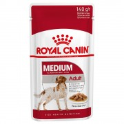 20x140g Royal Canin Medium Adult nedves kutyatáp
