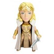 "Wonder Woman Movie Queen Hippolyta 4"" Metal Die-Cast Action Figure by Jada Toys"